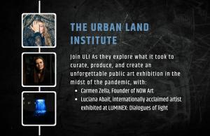 NOW Art - Urban Land Institute - 2021